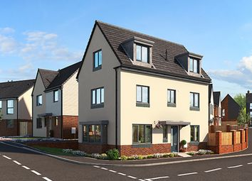 """Thumbnail 4 bed property for sale in """"The Overton"""" at Little Eaves Lane, Stoke-On-Trent"""