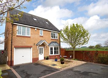 Thumbnail 5 bed detached house for sale in Byrnes Close, Penrith