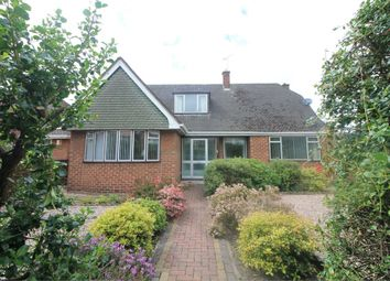 Thumbnail 5 bedroom detached bungalow for sale in Quarry Road, Thornton, Merseyside