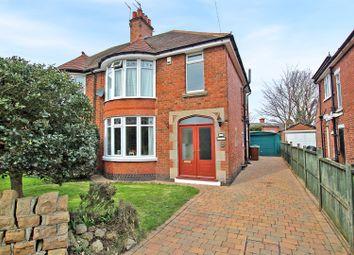 Thumbnail 3 bed semi-detached house for sale in Llanberis Grove, Nottingham