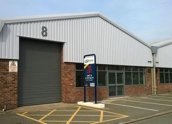 Thumbnail Light industrial to let in Unit 4/5 Central Trading Estate, Marley Way, Saltney, Chester