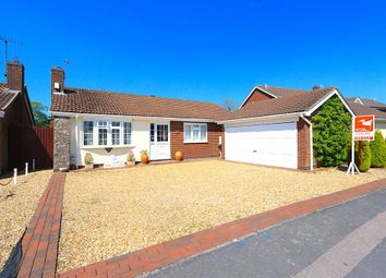 Thumbnail 2 bedroom detached bungalow for sale in Seymour Way, Leicester Forest East, Leicester