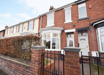 Thumbnail 3 bed mews house for sale in Milton Road, Sneyd Green, Stoke-On-Trent