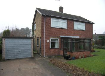 Thumbnail 3 bed semi-detached house for sale in Lathkill Drive, South Normanton, Alfreton