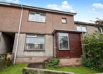 Thumbnail 3 bed terraced house for sale in Cathel Square, Kingskettle, Cupar, Fife