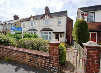 Thumbnail 3 bedroom semi-detached house for sale in St Georges Avenue West, Wolstanton, Newcastle