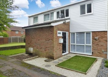 Thumbnail 3 bed terraced house for sale in Bromley Gardens, Houghton Regis, Dunstable