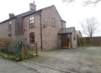 Thumbnail 4 bed cottage for sale in Old Mill Lane, Knowsley, Prescot