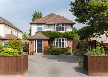 Thumbnail 3 bed detached house for sale in Lower Cippenham Lane, Cippenham, Slough