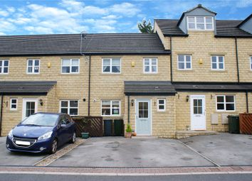 Thumbnail 3 bed terraced house for sale in Clough Fold, Keighley, West Yorkshire