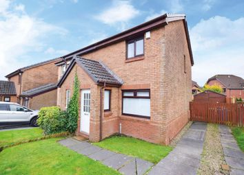 Thumbnail 2 bed semi-detached house for sale in Tiree Place, Newton Mearns, Scotland