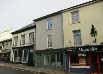 Thumbnail Retail premises for sale in Cross Street, Abergavenny