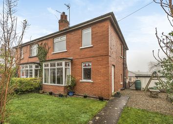 3 bed semi-detached house for sale in College Road, Ripon HG4