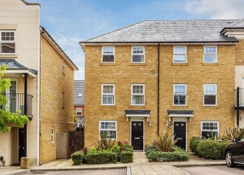 Thumbnail 3 bedroom town house for sale in Hawksmoor Grove, Bromley
