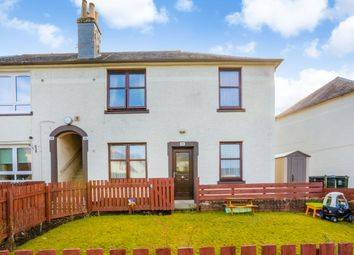 Thumbnail 2 bedroom flat for sale in Kincardine Road, Crieff