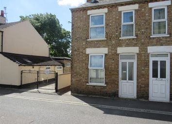 Thumbnail 3 bed end terrace house to rent in Prince Street, Wisbech