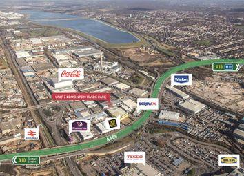 Thumbnail Retail premises to let in Unit 7, Edmonton Trade Park, Advent Way, Edmonton, London