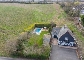 Thumbnail 4 bed detached house for sale in Luton Road, Chalton, Luton
