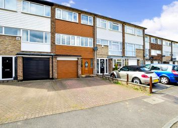 Thumbnail 4 bed terraced house for sale in Water Mill Way, South Darenth, Kent