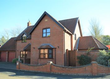 Thumbnail 4 bed detached house to rent in St. Benedict's Close, Toft Monks, Beccles