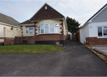 Thumbnail 2 bed detached bungalow for sale in Rose Crescent, Poole
