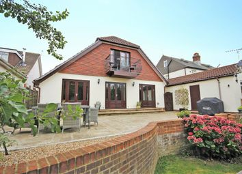 Thumbnail 5 bed detached house for sale in Swanwick Lane, Lower Swanwick, Southampton