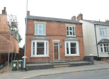 Thumbnail 3 bed detached house for sale in Croft Road, Cosby, Leicester