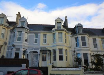 Thumbnail 4 bed terraced house for sale in Elm Road, Mannamead, Plymouth, Devon