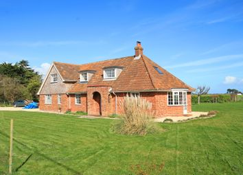 Thumbnail 5 bed detached house to rent in Milford On Sea, Lymington, Hampshire