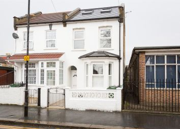 Thumbnail 3 bed terraced house for sale in Farmer Road, London