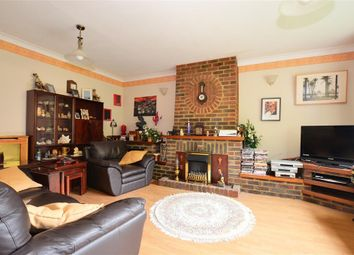 Thumbnail 3 bed terraced house for sale in Manor Forstal, New Ash Green, Longfield, Kent