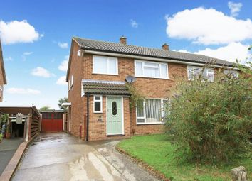 Thumbnail 3 bedroom semi-detached house for sale in Cound Close, Wellington, Telford