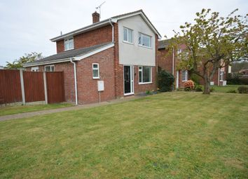 Thumbnail 3 bed detached house for sale in Brendon Close, Oulton Broad, Lowestoft