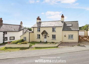 Thumbnail 6 bed detached house for sale in Clawddnewydd, Ruthin