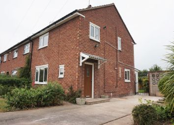 Thumbnail 3 bed end terrace house for sale in Queens Crescent, Chester