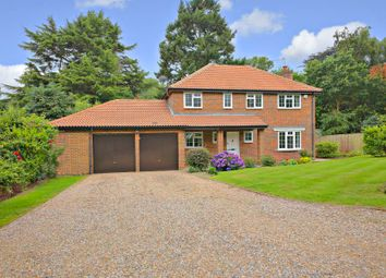 Thumbnail 4 bed detached house to rent in Parkfield, Chorleywood, Rickmansworth