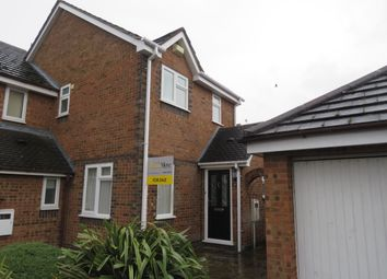 Thumbnail 3 bed end terrace house for sale in Tapeley Gardens, East Hunsbury, Northampton, Northamptonshire