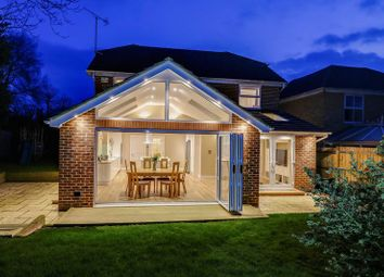 Thumbnail 4 bed detached house for sale in Langdale Drive, Ascot