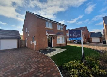 Thumbnail 4 bed detached house for sale in Dukes Way, Consett
