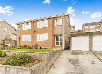 3 bed semi-detached house for sale in Wolrige Way, Plympton, Plymouth PL7
