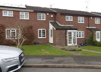 Thumbnail 3 bed terraced house to rent in Burton Close, Oadby, Leicestershire
