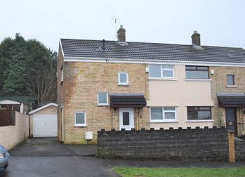 3 bed semi-detached house for sale in Wyngarth, Winch Wen, Swansea SA1