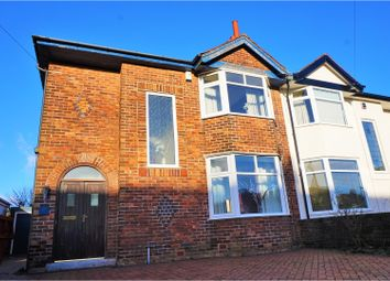 Thumbnail 3 bed semi-detached house for sale in Haymarket, Lytham St. Annes