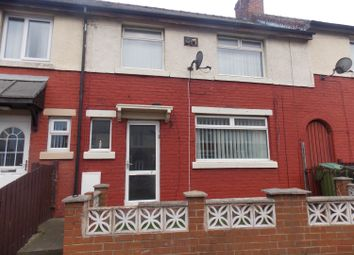 Thumbnail 3 bed terraced house to rent in Birchwood Avenue, Middlesbrough