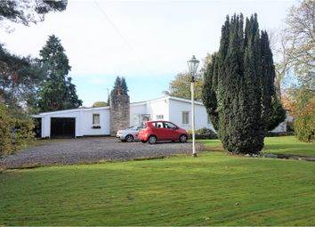 Thumbnail 5 bed detached bungalow for sale in The Roe, St. Asaph
