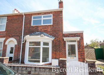 Thumbnail 3 bed semi-detached house for sale in Bells Road, Gorleston, Great Yarmouth