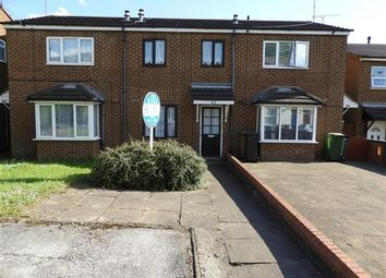 Thumbnail 2 bedroom terraced house for sale in Mount Street, Caldmore, Walsall