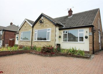 Thumbnail 3 bed semi-detached bungalow for sale in Meadow Park Drive, Stanningley