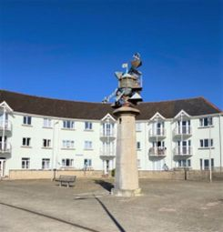 Thumbnail 2 bed flat for sale in Ocean Crescent, Marina, Swansea