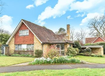 Thumbnail 4 bed detached house for sale in The Ridings, Epsom